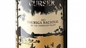 Moon Curser Vineyards 2012 Touriga Nacional Label