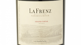 La Frenz 2015 Grand Total Reserve Label