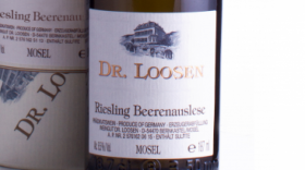 Dr. Loosen 2014 Riesling Beerenauslese Label
