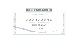 Domaine Bruno Colin 2010 Chardonnay | White Wine
