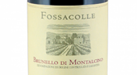 Fossacolle 2012 Brunello di Montalcino DOCG Label