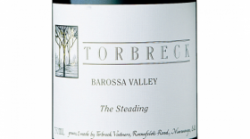 Torbreck The Steading 2014 Label