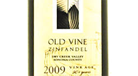 Old Vine Zinfandel | Red Wine