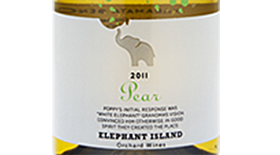 Elephant Island Orchard Wines Fruit Label