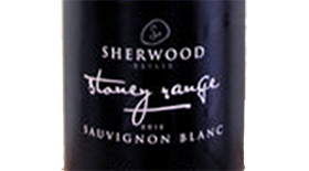 Stoney Range  Sauvignon Blanc Label