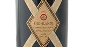 Highlands Cabernet Sauvignon Beatty Ranch | Red Wine