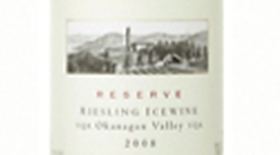 Mission Hill Reserve 2012 Riesling Icewine Label