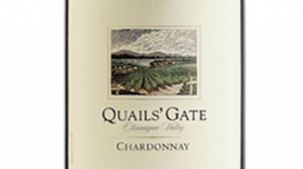 Quails' Gate Winery 2010 Chardonnay | White Wine