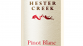 Hester Creek Estate Winery 2012 Pinot Blanc Label