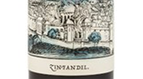 Force of Nature Zinfandel Label