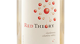 Red Theory Chardonnay Label