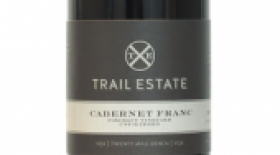 Trail Estate Winery 2016 Cabernet Franc | Red Wine