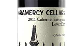 Gramercy Cellars Lower East 2011 Label