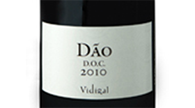 Vidigal 2010 Dao Label