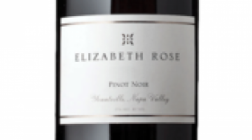 Elizabeth Rose 2015 Pinot Noir | Red Wine