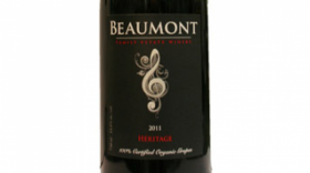 Beaumont Family Estate Winery 2014 Heritage  | Red Wine