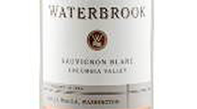 Waterbrook 2012 Sauvignon Blanc Label