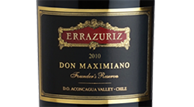 Don Maximiano Founder's Reserve Label