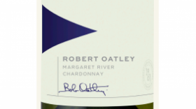 Robert Oatley Signature Series 2015 Chardonnay Label
