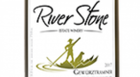 River Stone Estate Winery 2017 Gewürztraminer | White Wine