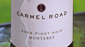 Carmel Road Winery 2008 Pinot Noir | Red Wine