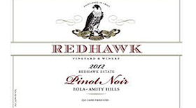 Pinot Noir Estate Eola-Amity Hills | Red Wine
