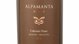 Alpamanta Estate 2013 Cabernet Franc | Red Wine
