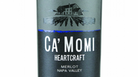 Ca' Momi Napa Valley Merlot 2015 | Red Wine