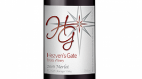 Heaven's Gate 2016 Merlot | Red Wine