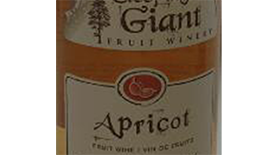 Sleeping Giant Fruit Winery Apricot Wine | White Wine