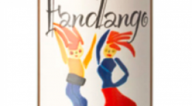 Terravista Vineyards Fandango 2015 Label