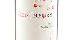 Red Theory Merlot Label