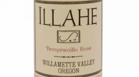 Illahe Vineyards 2017 Tempranillo Rosé
