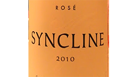 Syncline Wine Cellars 2010 Blend Label