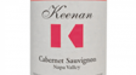 Robert Keenan Winery 2012 Cabernet Sauvignon Label