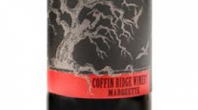 Coffin Ridge Boutique Winery 2014 Marquette | Red Wine
