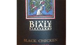 Black Chicken | Red Wine