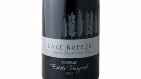 Lake Breeze Vineyards 2013 Pinotage | Red Wine