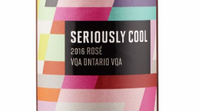 Southbrook Seriously Cool 2016 Rosé Ontario VQA | Rosé Wine