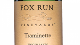 Fox Run Vineyards 2015 Traminette