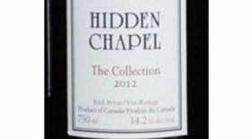 Hidden Chapel Winery 2012 The Collection | Red Wine