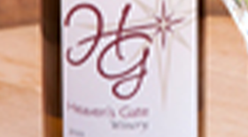 Heaven's Gate 2010 Pinot Gris (Grigio) Label