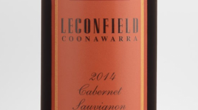 Leconfield Wines 2014 Cabernet Sauvignon Label