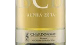 Alpha Zeta 2012 Chardonnay Label