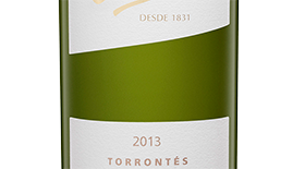 Bodega Colome Estate 2013 Torrontés Label