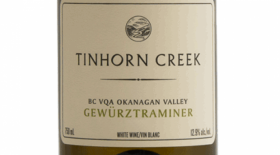 Tinhorn Creek Vineyards 2014 Gewürztraminer | White Wine