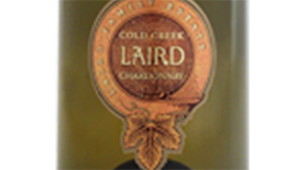 Laird Family Estate 2011 Chardonnay Label