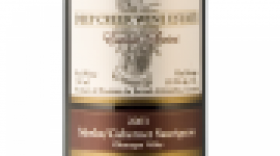 Hainle Vineyards Estate Winery 2003 Merlot / Cabernet Sauvignon Label