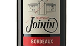 Chateau Joinin 2010 Merlot Label