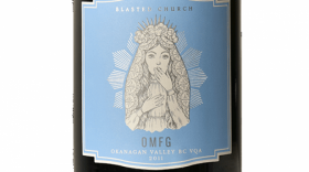 Blasted Church 2011 OMFG Sparkling Wine  | White Wine
